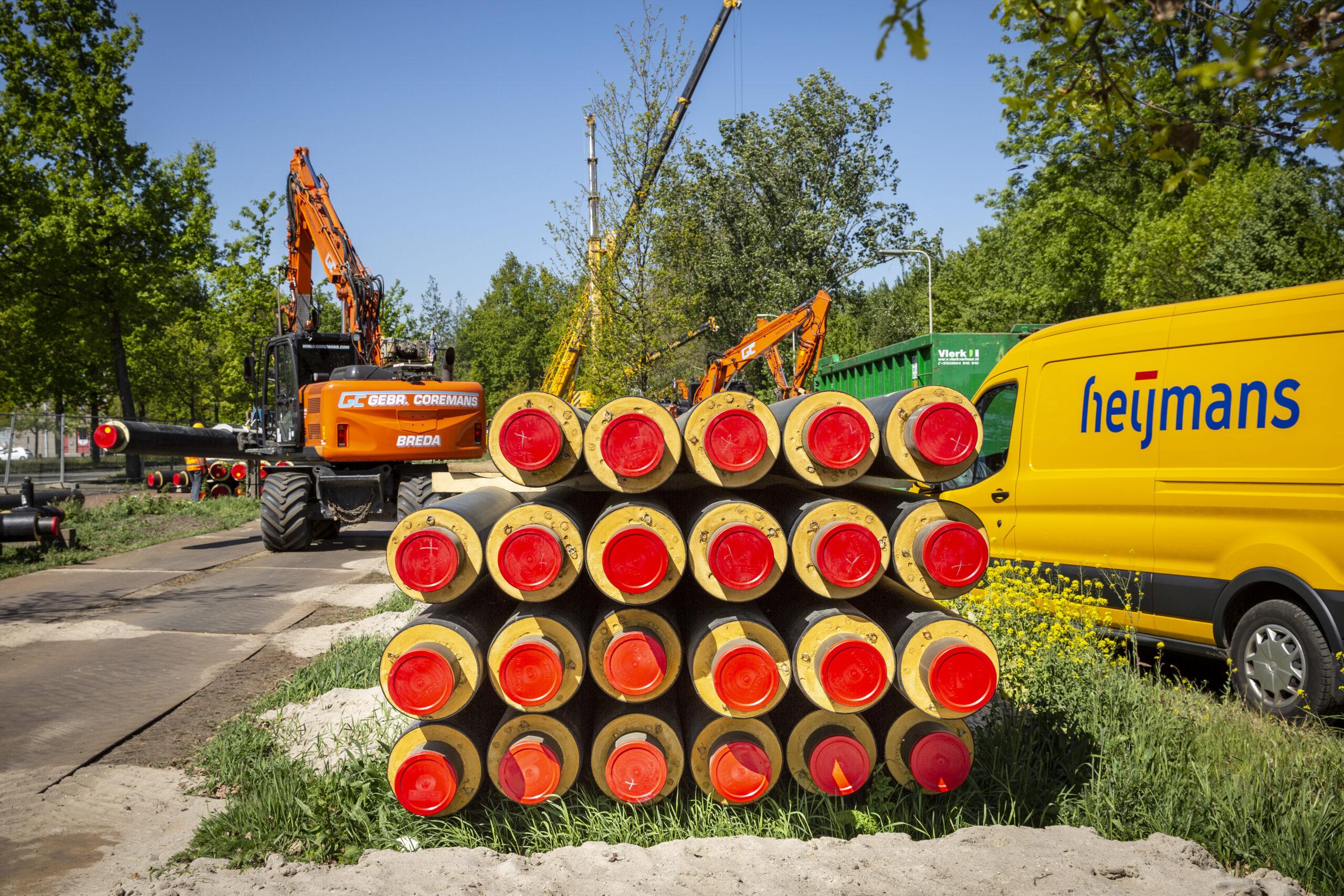 Stedin gaat aardgasnet toch deels vervangen in Utrechtse wijk Overvecht