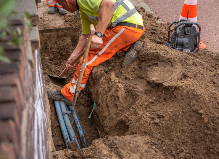 Netbeheerders handhaven betrouwbaarheid stroom- en gasnetten