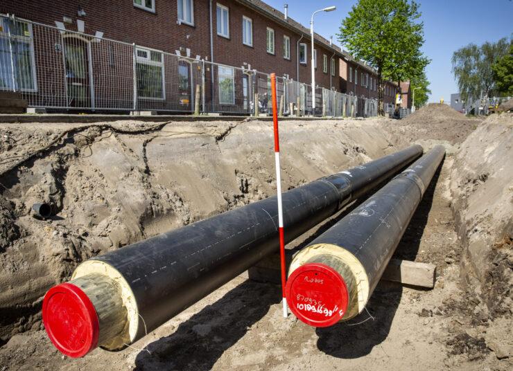 Transitievisie Warmte Utrecht: 24 wijken, 40.000 woningen aardgasloos in 2030