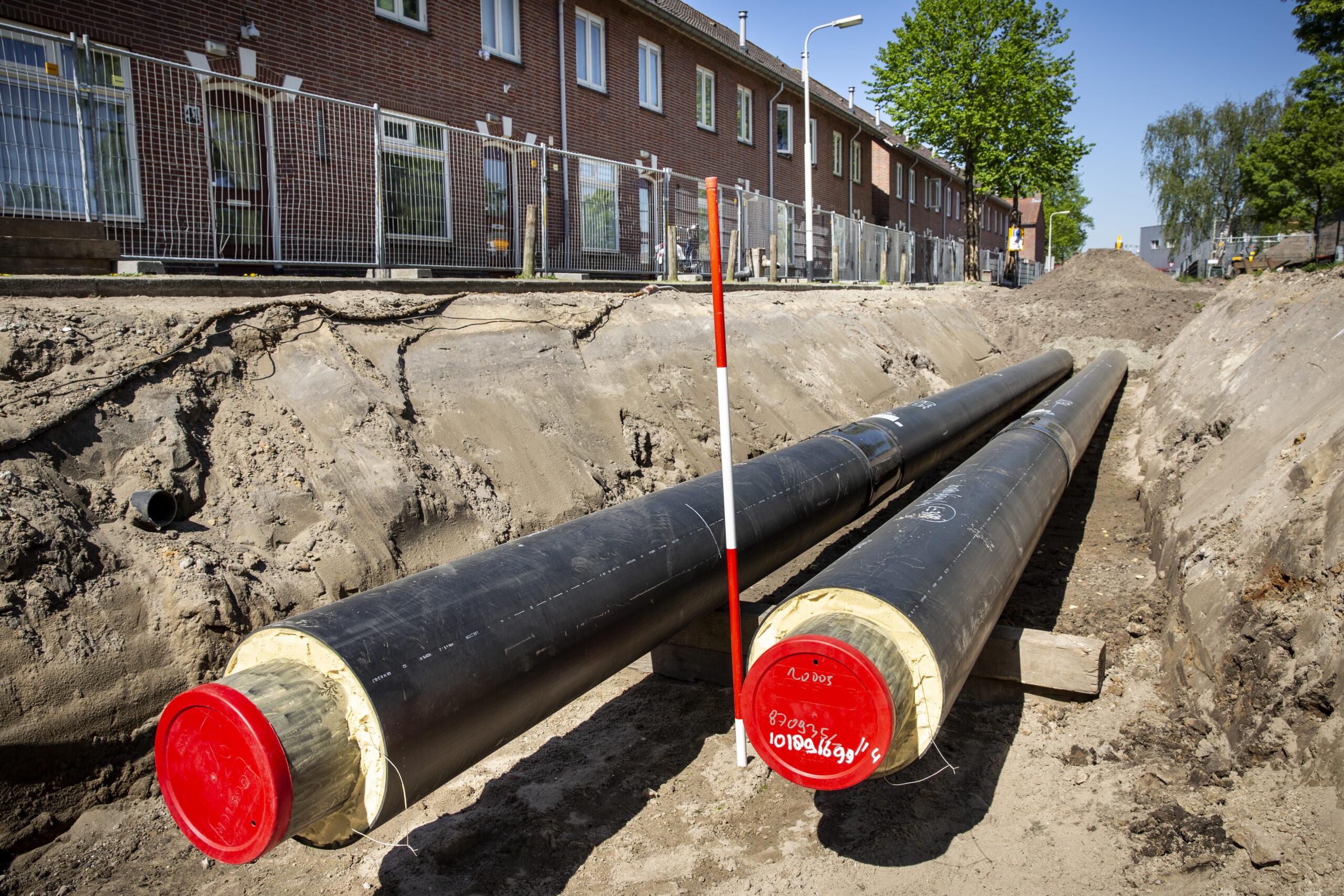 Motie 'gevolgen energietransitie voor de ondergrond'