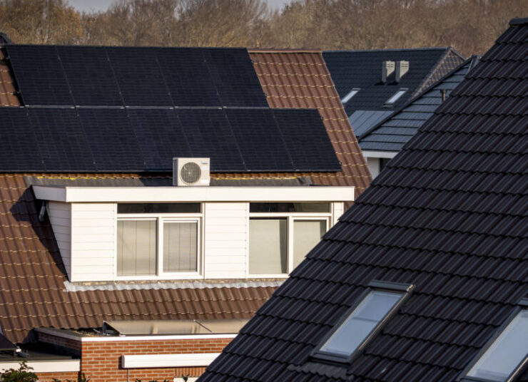 'Eén op drie straten in Nederland moet opgebroken worden voor groene stroom'